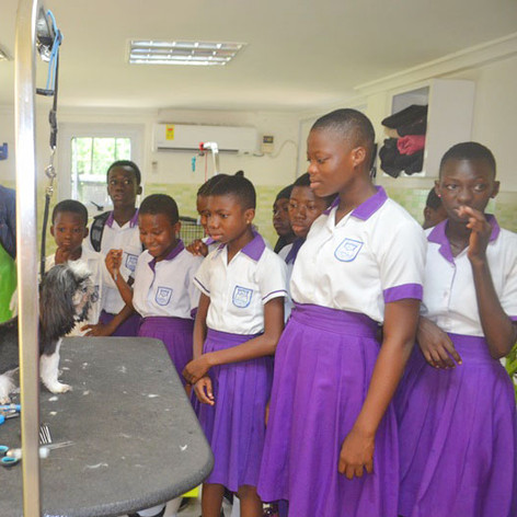 LEMLA visit with Trust Academy on 18 May