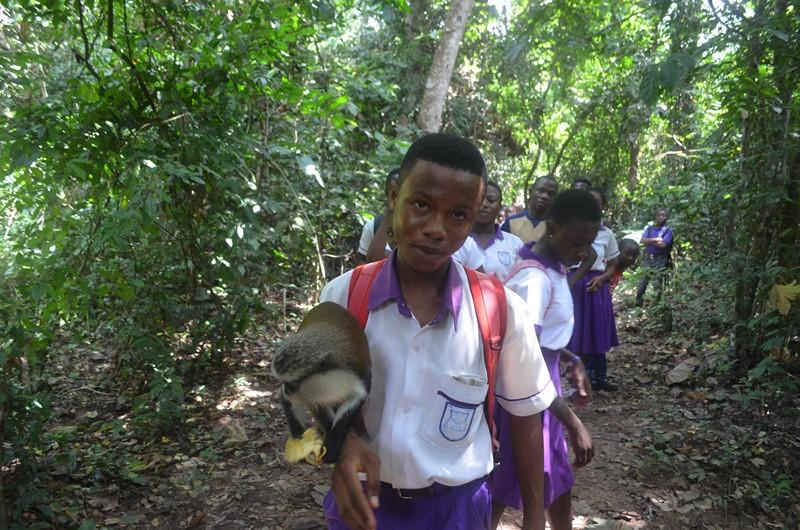 Tafi Atome with monkey 6.JPG