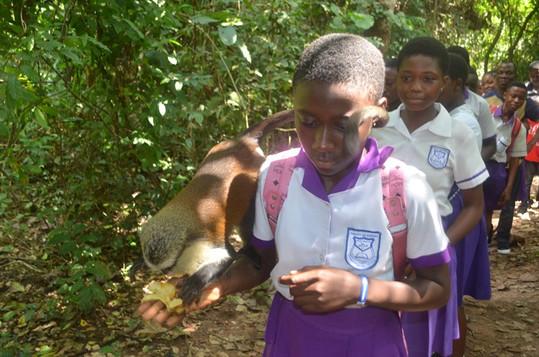 Tafi Atome with monkey 5.JPG