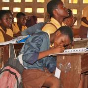 Kwabenya Atomic MA 5 HE class with Samue