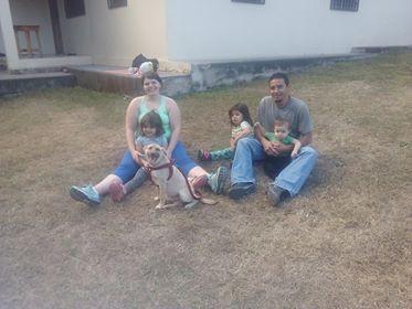 Gasparin's new family!