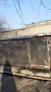 Nune at the SA-Armenia shelter