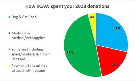 KCAW pie chart 2018.png