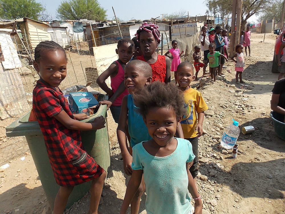 September Katutura visit-the children are happy that we returned after 2 months