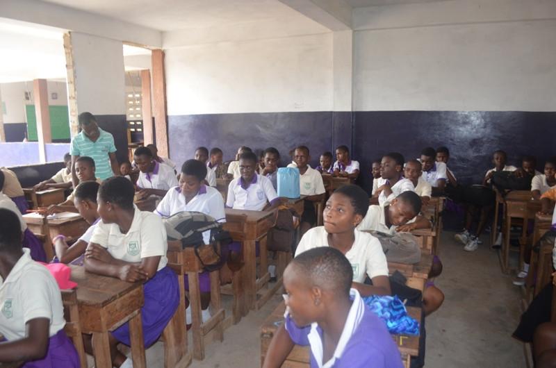 Trust Academy HE class