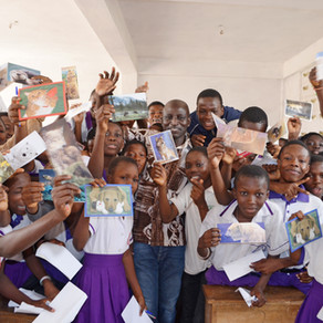 Fun Learning at Trust Academy, Ghana