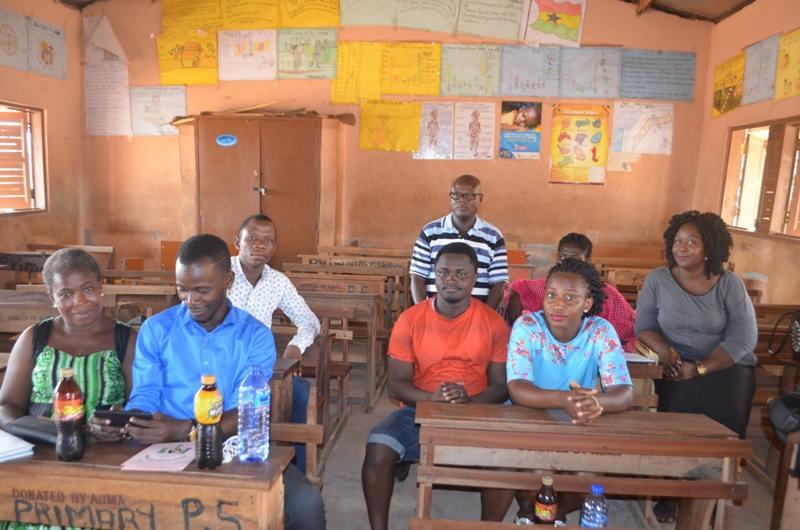 The Amrahia AdMA teachers who lead HE classess