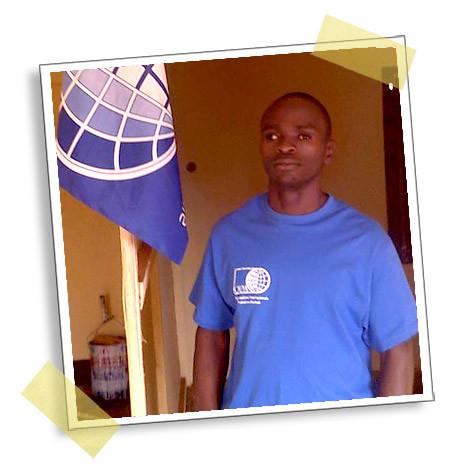 Che Gilbert, OIPA-Cameroon Representative