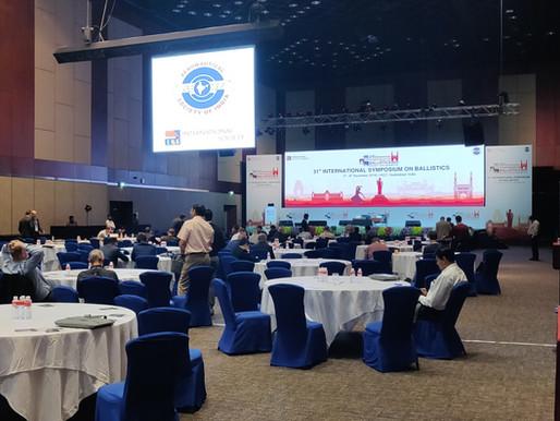 31st International Symposium on ballistics