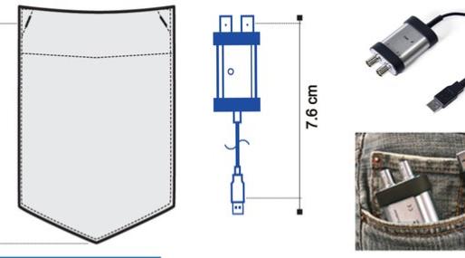 Pocket Size Dual Channel DAQ