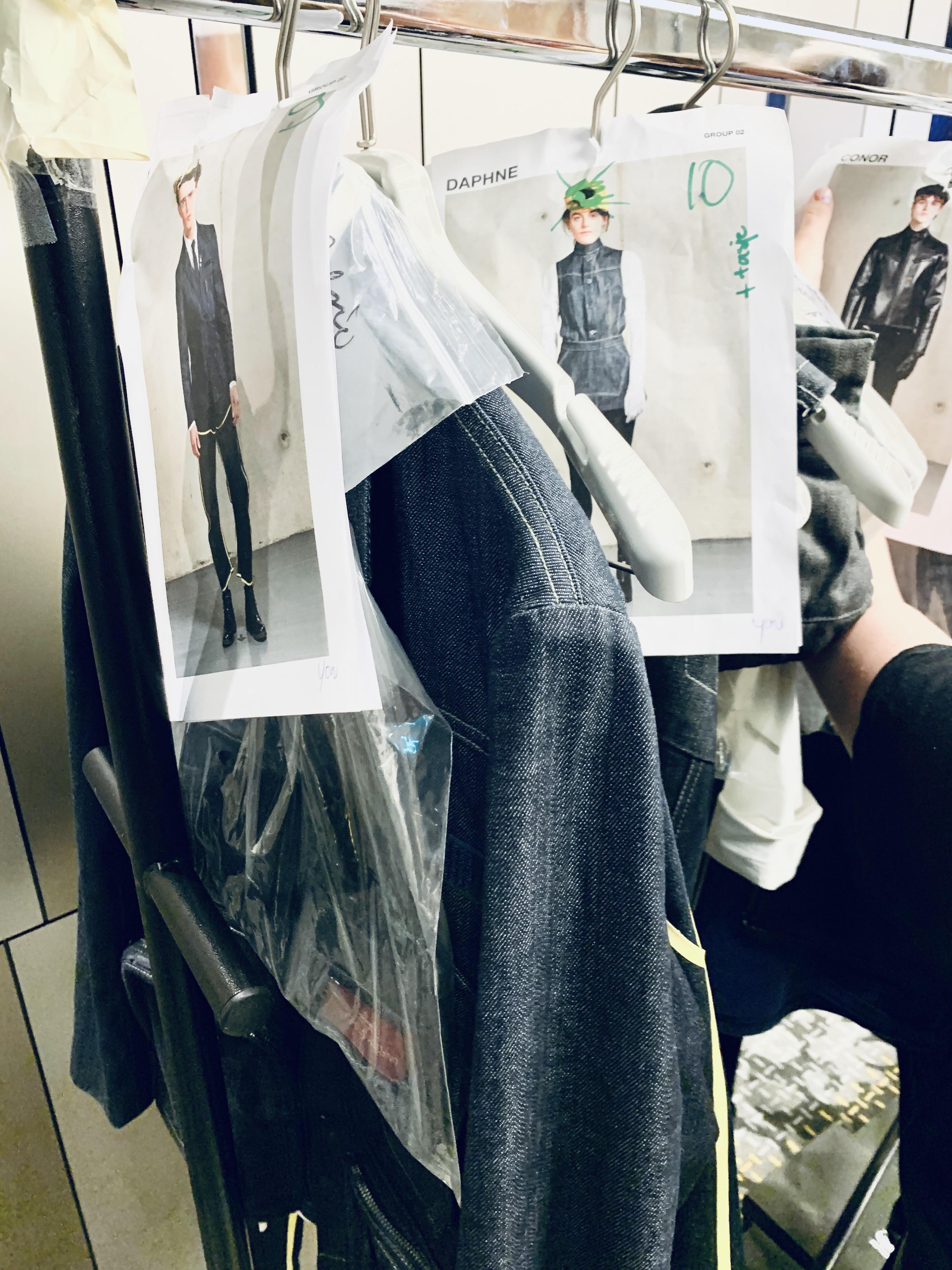 Fashion Week G-star Show 2020