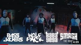 Wolfpack & Bassjackers & Baba Yega - Halloween (Official Video)