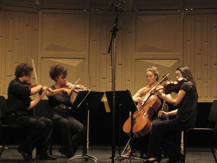 Dvorak American Quartet