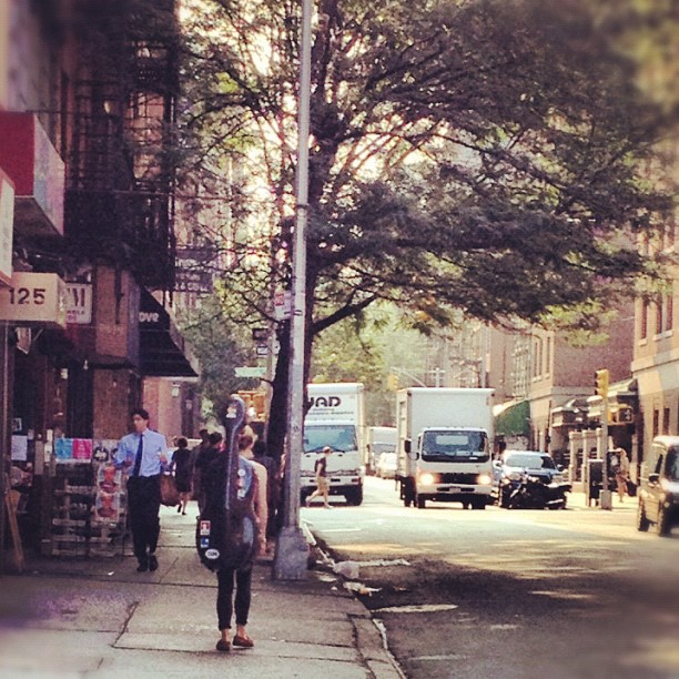 goodmorning from bleecker street