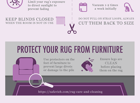 9 Tips To Maintaining Your Rugs
