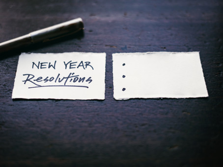 Kick off 2021 with these New Year Resolutions!