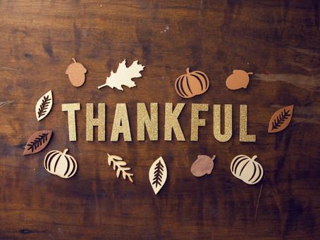 A 2020 Very Happy Virtual Thanksgiving