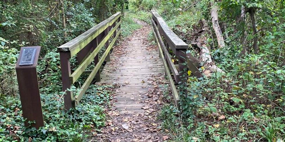 Richmond's Slave Trail with Author Sadeqa Johnson