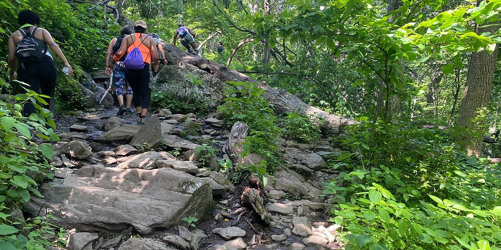 Humpback Rocks Anniversary Hike