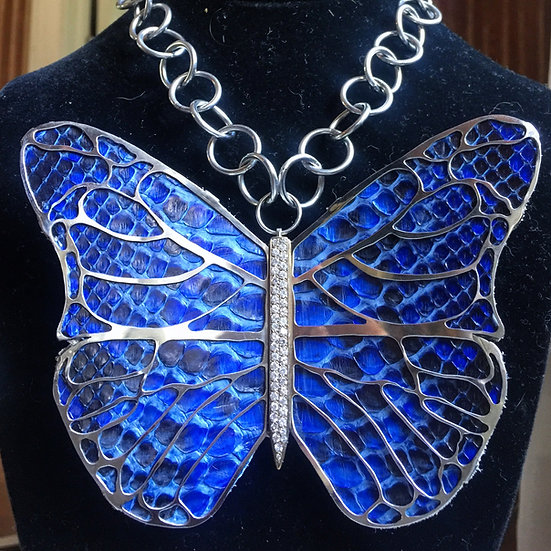 Python Butterfly