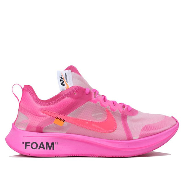 Nike x OFF_WHITE Tulip Pink Racer