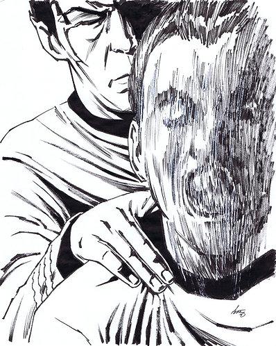 Vulcan Nerve Pinch!