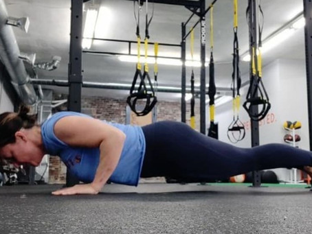 Push It! Tips for a Stronger Push-Up
