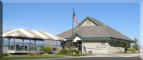 Spring Valley Golf Course, Clubhouse, Pro Shop, & Ped Bridge, Longmont, CO