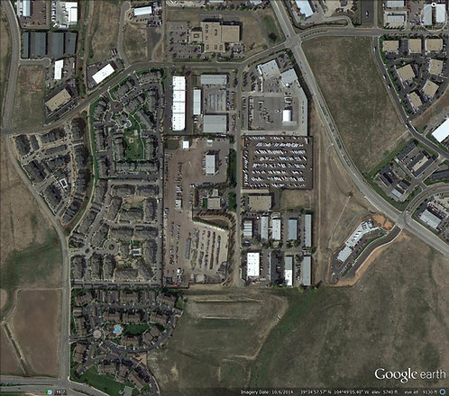 SEMA Maintenance Yard, Parker, CO