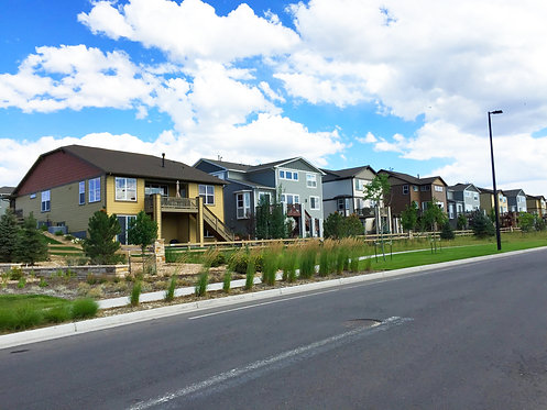 Infrastructure Expansion and Master Planned Residential Development, Erie, CO