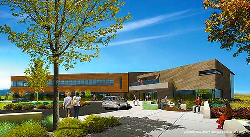Panasonic Enterprise Solutions Company (PESCO) Headquarters and TOD, Denver, CO