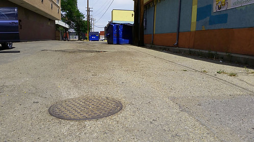 Sewer Improvements for Lima Alley and Paris Alley at Montview Blvd, Aurora, CO