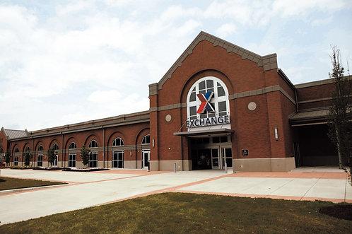 LEED Silver Fort Belvoir Post Exchange, Fort Belvoir, VA