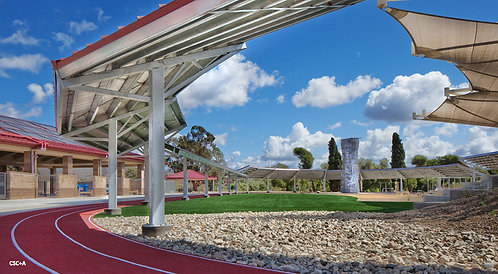 Rehab Campus, Training Facilities, BEQ, Amphitheatre, Recreation Center