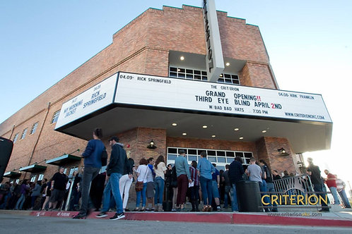 OKC Theatre, Oklahoma City, OK