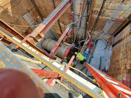 Trenchless Projects in the Borough of Queens Minimizes Disruption