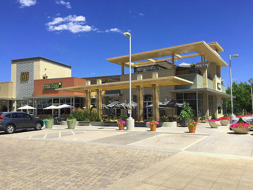 Cityset Retail & Hotel Development Glendale, CO