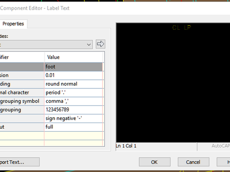 Useful Text AutoCAD Tip!