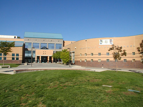 Cresthill Middle School, Douglas County, CO