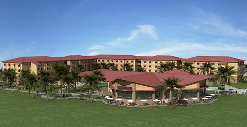 LEED Silver Marine Corps Special Operations Command Campus, MCB Camp Pendleton