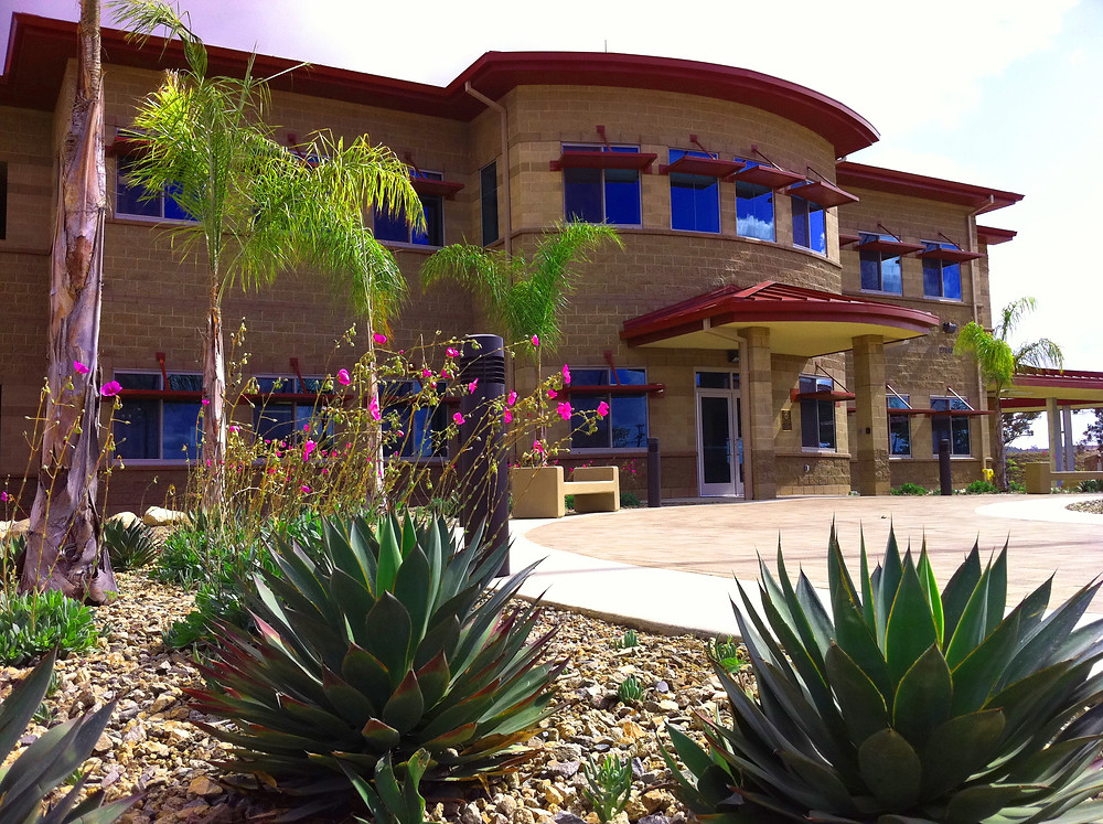 LEED Platinum Wounded Warrior Rehabilitation Campus MCB Camp Pendleton, CA