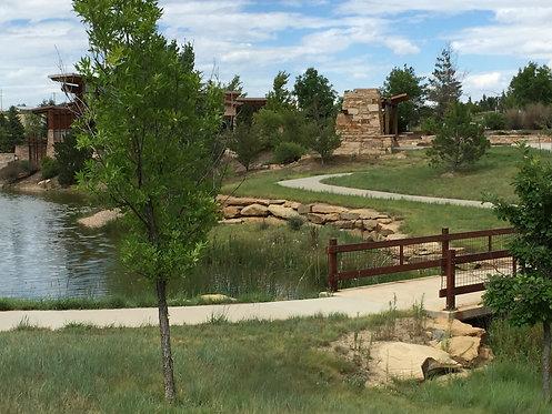Anthem Development Trail System, Parks, Open Space, & Ponds, Broomfield, CO
