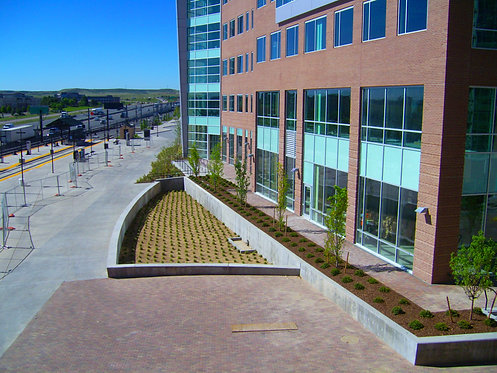 LEED Certified Lincoln Station Transit Oriented Development, Lone Tree, CO
