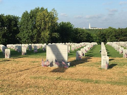 Dallas Fort Worth National Cemetery Ph 4 Improvements, Dallas Fort Worth, TX