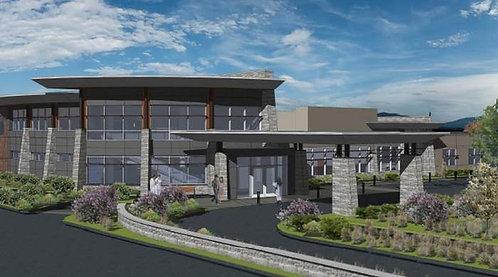 Southwest Memorial Hospital Expansion, Cortez, CO
