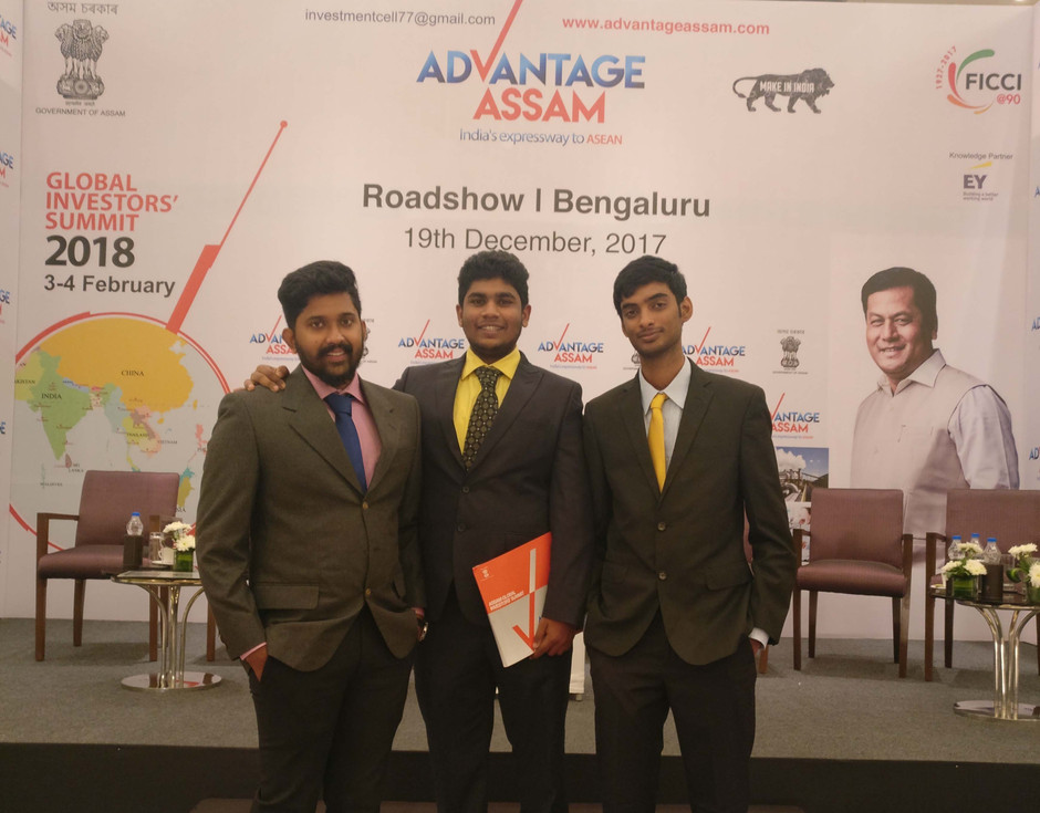 Advantage ASSAM Global Investors Summit