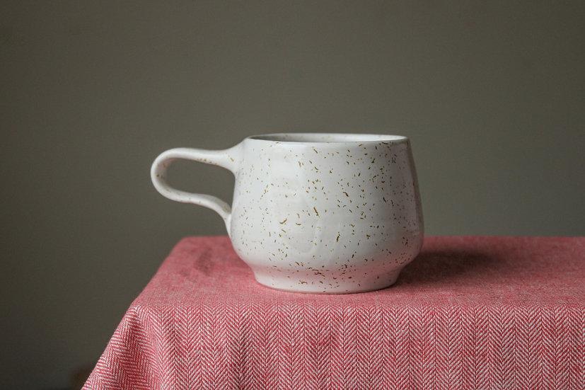 Iron Speckle Mug
