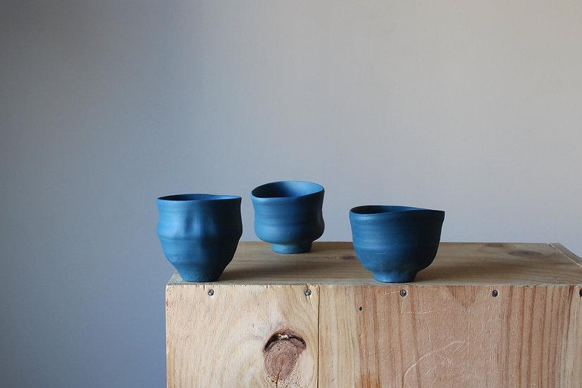 Titian Blue Vase Collection - Set 02