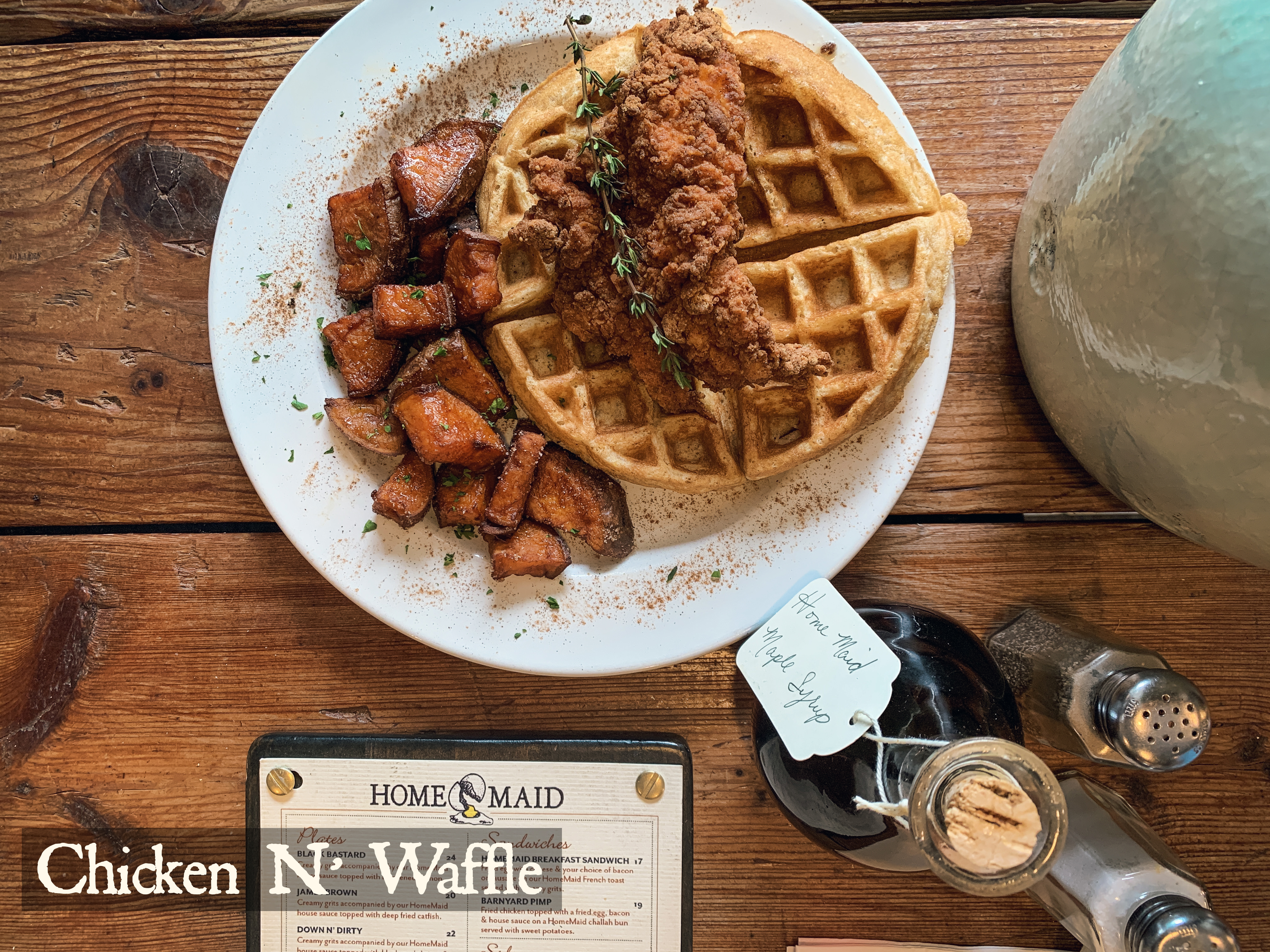 Chicken N' Waffle