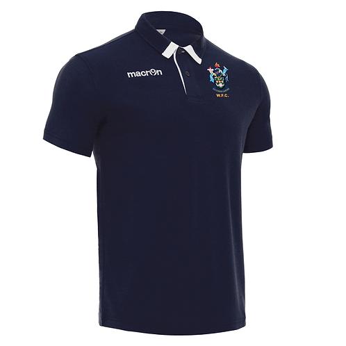Watsonian FC Juniors Swing Shirt